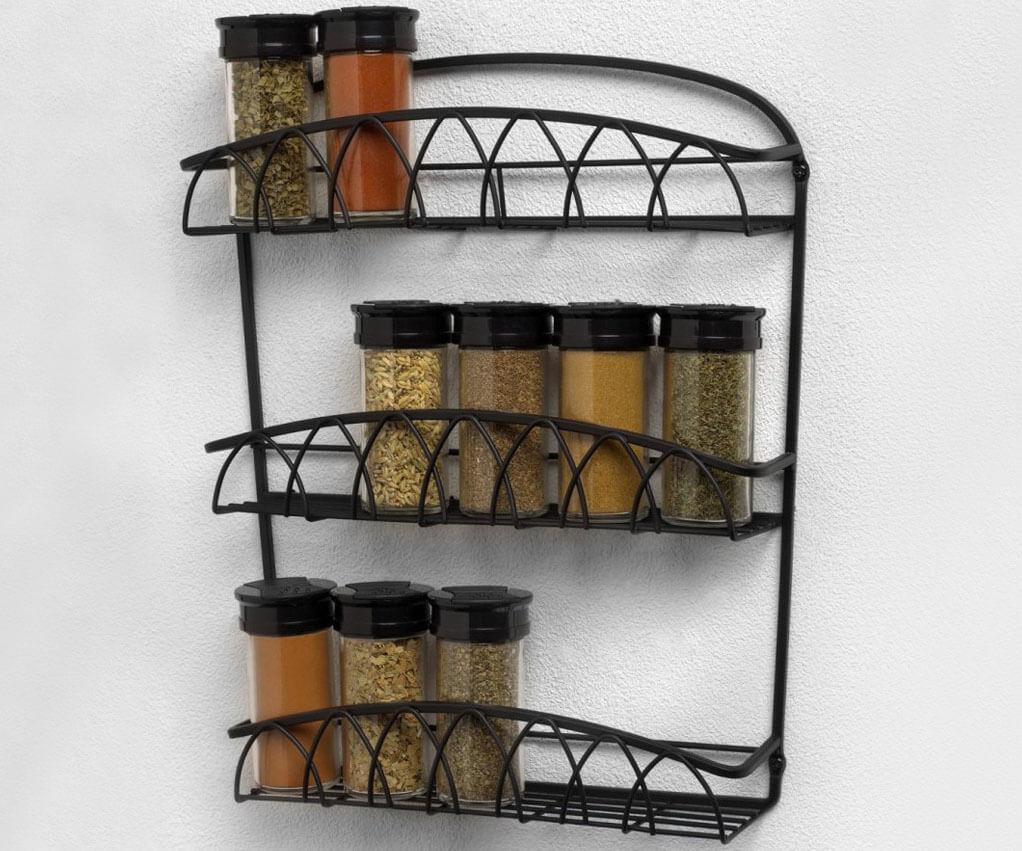 Полки и стеллажи для ванной и кухни