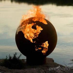 Очаг шар Земля